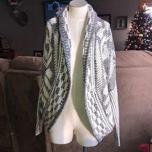 Pretty winter sweater.